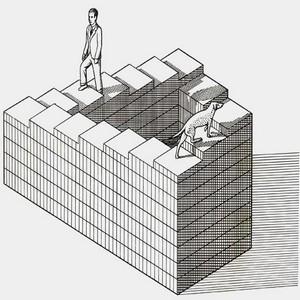 Как рисовать невозможные фигуры