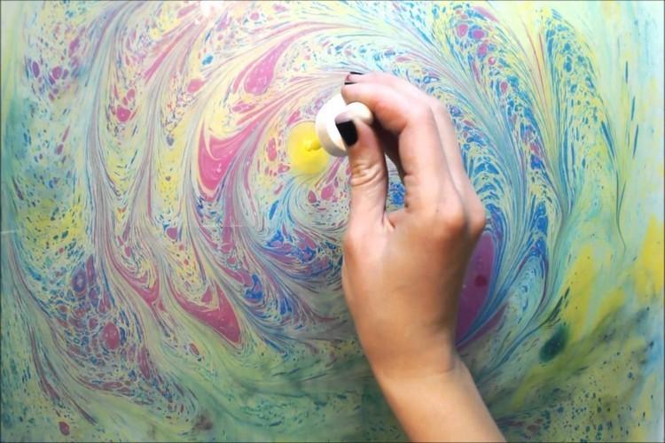 Креативные приёмы рисования