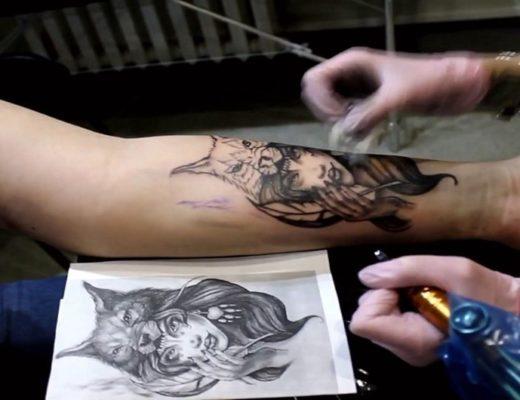 Как стать татуировщиком