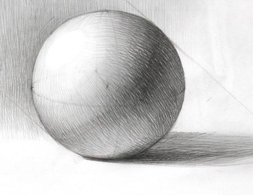 Лучший способ научиться рисовать. Урок №1