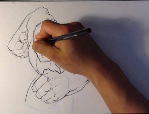 Рисунок жестов