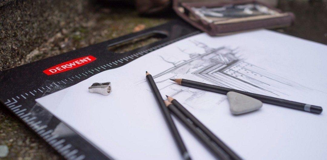 Лучшие карандаши для рисования