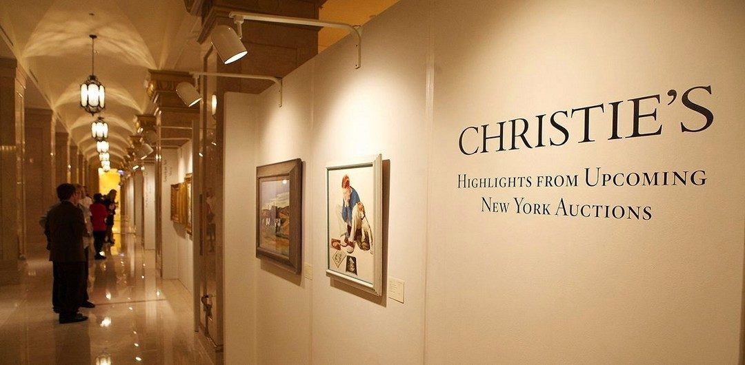 Аукционный дом Кристис Christies