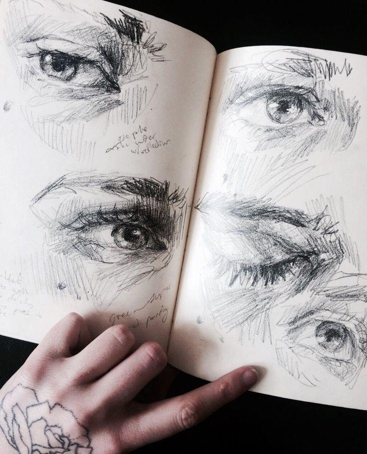 Взгляд глазами художника