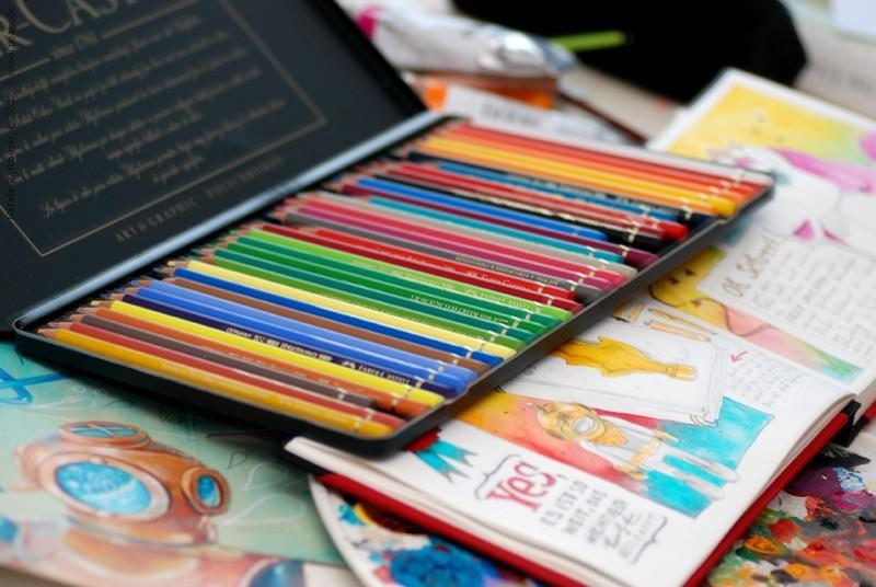 Выбираем профессиональные карандаши